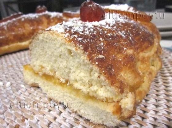 como hacer tortel de reyes